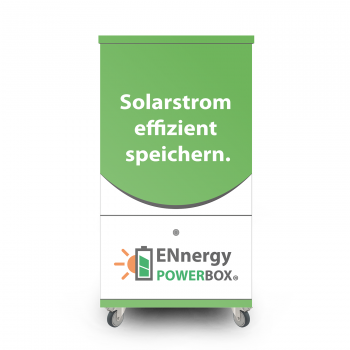 ENnergy POWERBOX menoria  HI3 mit 9kWh, 3-phasig